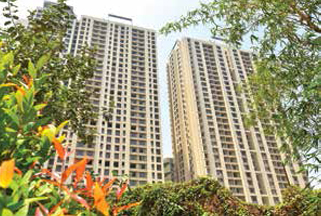 Dosti Planet North - Phase 1 - Shil - Thane - 2013 - 2017