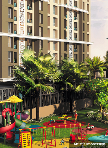 Dosti West County Amenities - Childrens Play Area